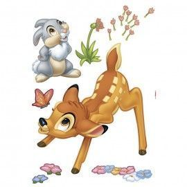 Sticker star wars marvel pixar disney ref. s-14043-h-bambi