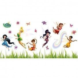 Sticker star wars marvel pixar disney ref. s-16404-fairies