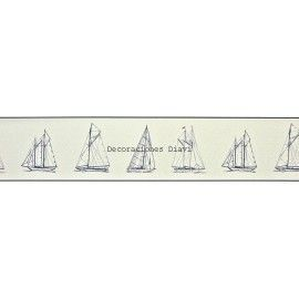 Cenefa papel pintado marina ref. c-mrn_25146113