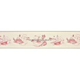 Cenefa papel pintado marina ref. c-mrn_25138114