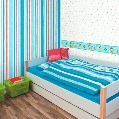 Cenefa papel pintado carousel ref c dlb50089 - Cenefas de papel pintado ...