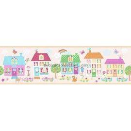 Cenefa papel pintado coconet ref. c-573-3