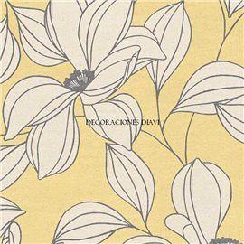 Papel Pintado Urban Flowers Ref. 32795-1