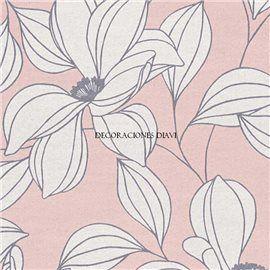 Papel Pintado Urban Flowers Ref. 32795-2