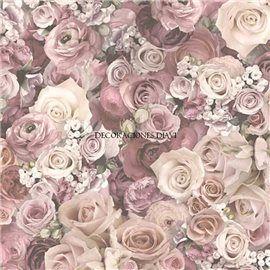 Papel Pintado Urban Flowers Ref. 32722-2