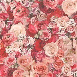 Papel Pintado Urban Flowers Ref. 32722-3