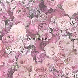 Papel Pintado Urban Flowers Ref. 32722-4