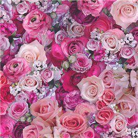 Papel Pintado Urban Flowers Ref. 32722-1