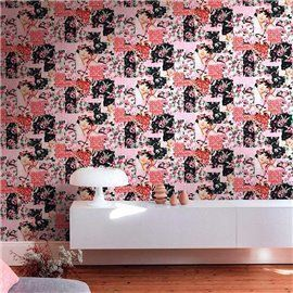 Papel Pintado VILLAGE PEOPLE Ref. VP3002