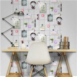 Papel Pintado Freestyle Ref. L34809
