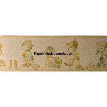 Cenefa papel pintado cenefas col ref c 123104 - Cenefas de papel pintado ...