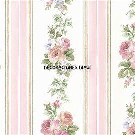 Papel Pintado Rose Garden Ref. CN24639