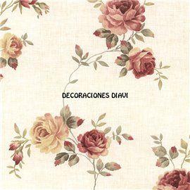 Papel Pintado Rose Garden Ref. CN26564
