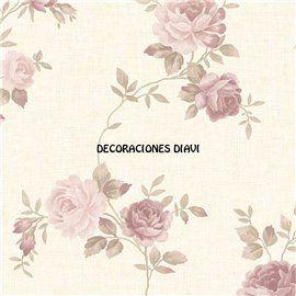 Papel Pintado Rose Garden Ref. CN26565