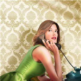 Papel Pintado Vintage Fashion Ref. 3942