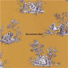 Papel Pintado Fontainebleau Ref. FONT-81512104