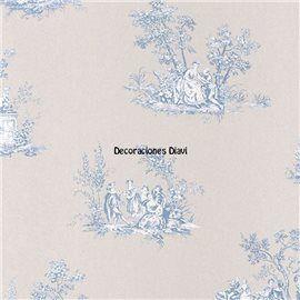 Papel Pintado Fontainebleau Ref. FONT-81516206