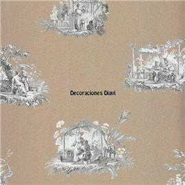 Papel Pintado Fontainebleau Ref. FONT-81542203