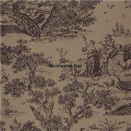Papel Pintado Fontainebleau Ref. FONT-81559503