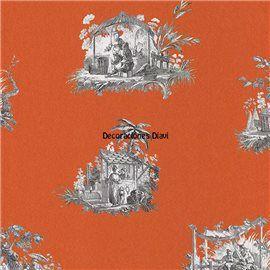 Papel Pintado Fontainebleau Ref. FONT-81543101