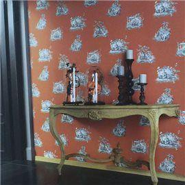 Papel Pintado Fontainebleau Ref. FONT-81546102
