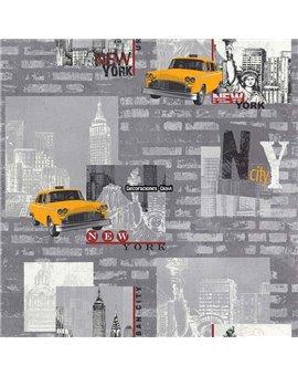 Papel Pintado Funny Walls 3 Ref. 247-3634