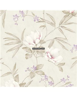 Papel Pintado Flowers & Colours Ref. 158-3818