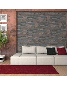 Papel Pintado Wood'n Stone Ref. 35582-3