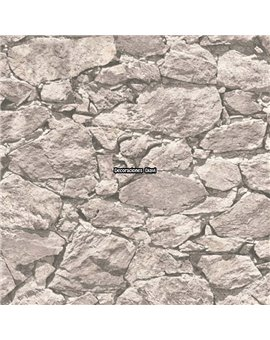 Papel Pintado Wood'n Stone Ref. 35583-4