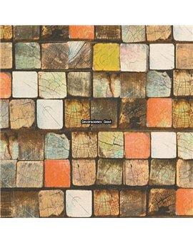 Papel Pintado Wood'n Stone Ref. 34452-1