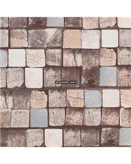 Papel Pintado Wood'n Stone Ref. 34452-4