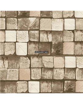 Papel Pintado Wood'n Stone Ref. 34452-5