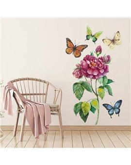 Sticker Revolution Walls Ref. S-1001-FLOWER