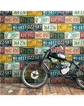 Papel Pintado Destination Usa Ref. TH52501