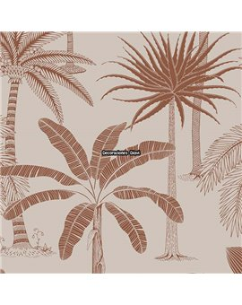 Papel Pintado Jungle Jive Ref. 36501