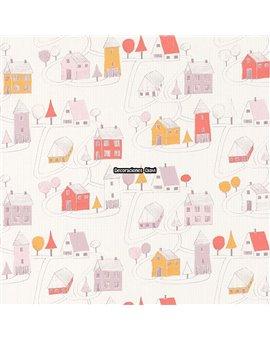 Papel Pintado Happy Dreams Ref. HPDM-82841230