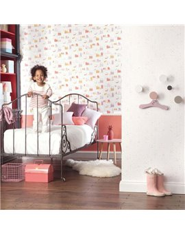 Papel Pintado Happy Dreams Ref. HPDM-82859132