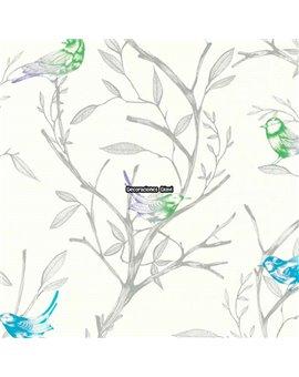 Papel Pintado Colibri Ref. 36623-1
