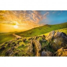 Mural scenics edition 1 ref. m-8-525_mountain_morning