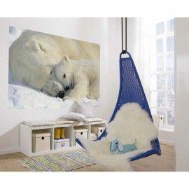 Mural scenics edition 1 ref. m-1-605_polar_bears