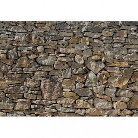 Mural scenics edition 1 ref. m-8-727_stone_wall