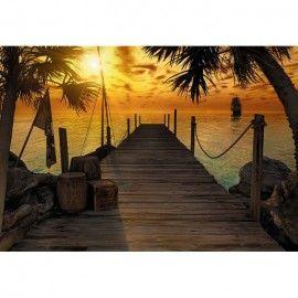 Mural scenics edition 1 ref. m-8-918_treasure_island