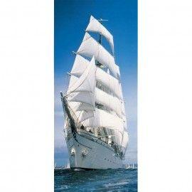 Mural scenics edition 1 ref. m-2-1017_sailing_boat