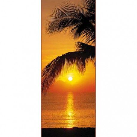 Mural scenics edition 1 ref. m-2-1255_palmy_beach_sunrise