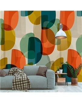 Mural Murales Colorful Ref. M-INK7305