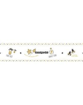 Cenefa Papel Pintado Sambori Ref. C-140-1