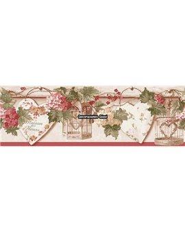 Cenefa Papel Pintado Blooming Garden Ref. C-168798