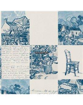 Papel Pintado Van Gogh II Ref. 220031