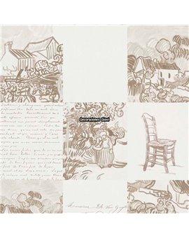 Papel Pintado Van Gogh II Ref. 220030