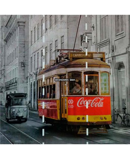 Mural Coca Cola Ref. M-192-Z41270